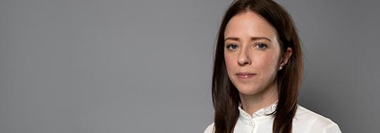 Porträttbild på Åsa Lindhagen. Foto: Kristian Pohl/Regeringskansliet
