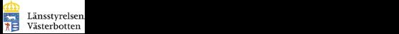 Länsstyrelsen Västerbotten logotyp