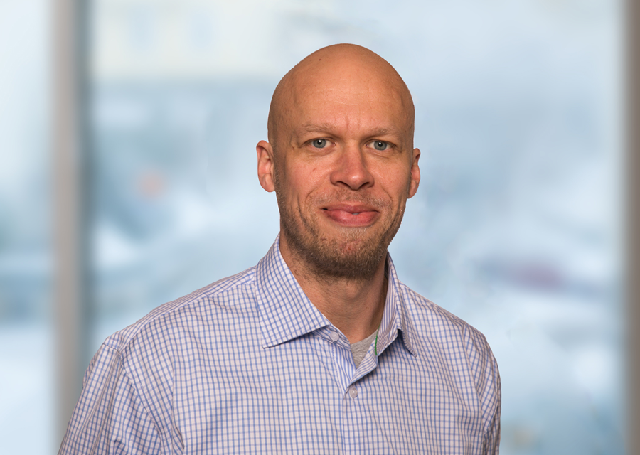 Johan Persson, region Väst