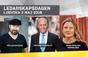 Ledarskapsdagen i Ludvika 2018