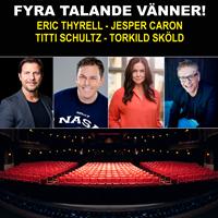 Fyra talande vänner - Kommunikation i vardagen, humörträning & personligt ledarskap. Örebro 17e Oktober