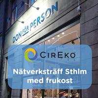 CirEko nätverksträff med frukost