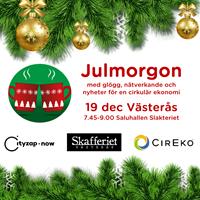 Julmorgon Västerås