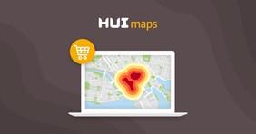 Lansering HUI Maps