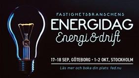Fastighetsbranschens Energidag 2019