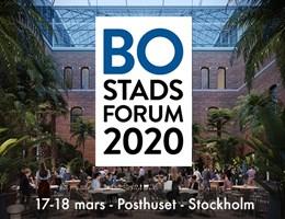 Bostadsforum 2020