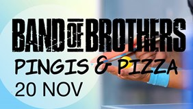 PINGIS & PIZZA